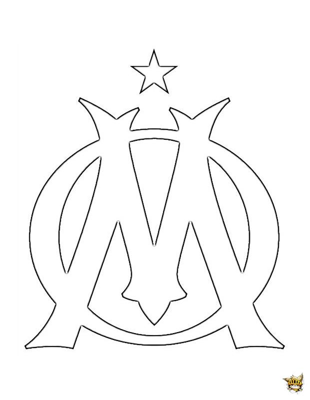 logo om gratuit a imprimer