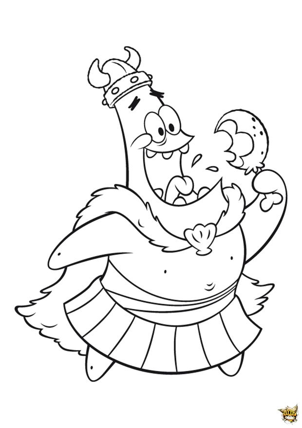 Coloriage bob l 39 eponge a imprimer gratuit dessin de bob l eponge - Dessin eponge ...