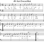ah les crocodiles