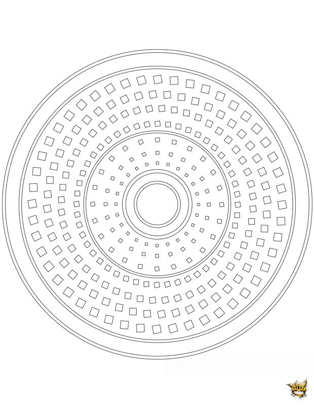 Cercle carrés