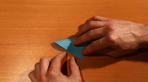 origami chat en papier pliage facile r aliser. Black Bedroom Furniture Sets. Home Design Ideas