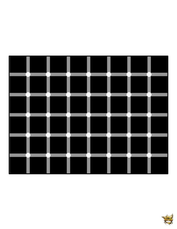 Compter les points noirs