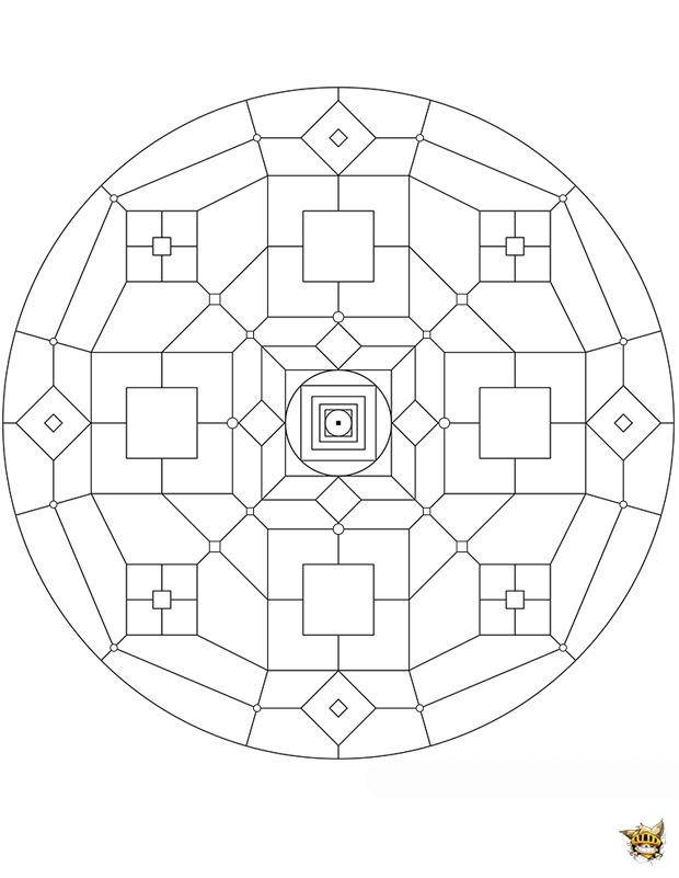 Eléments carrés