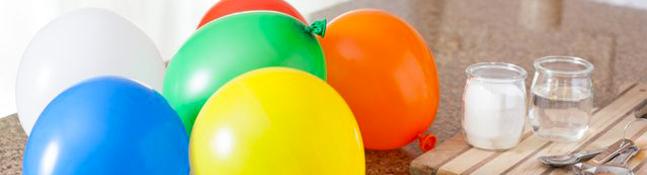 Gonfler un ballon