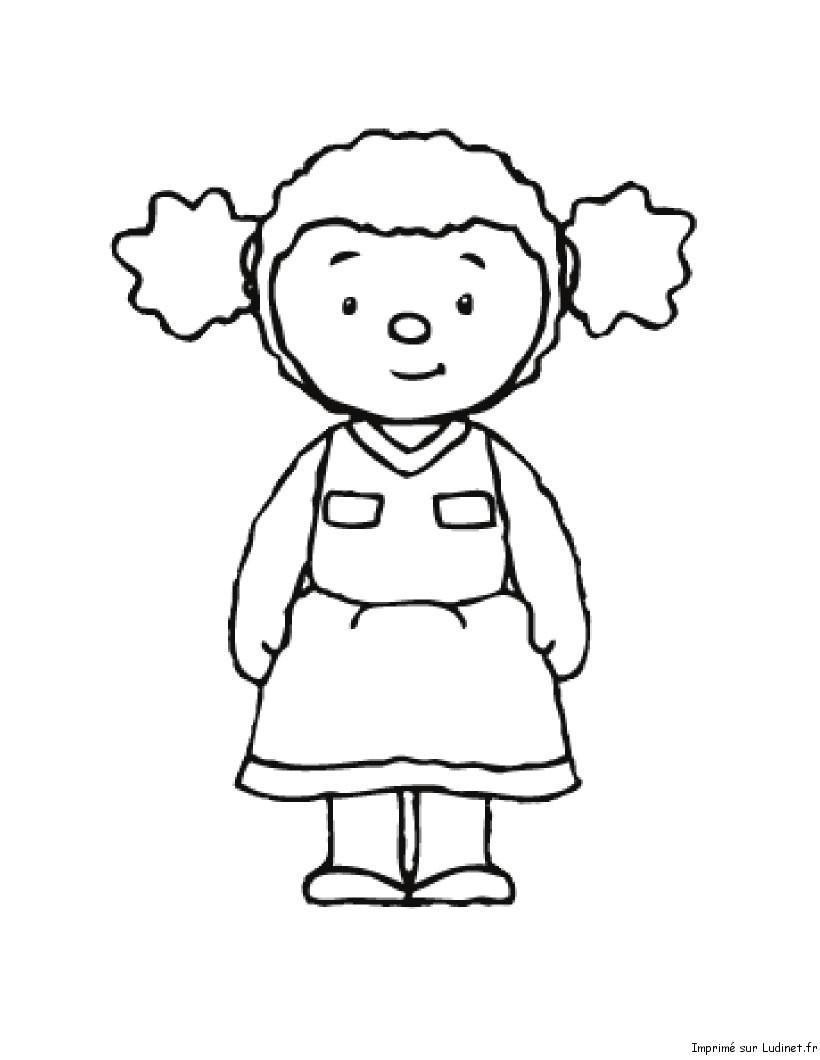 Lalou est un coloriage de t 39 choupi - Tchoupi l anniversaire de doudou ...