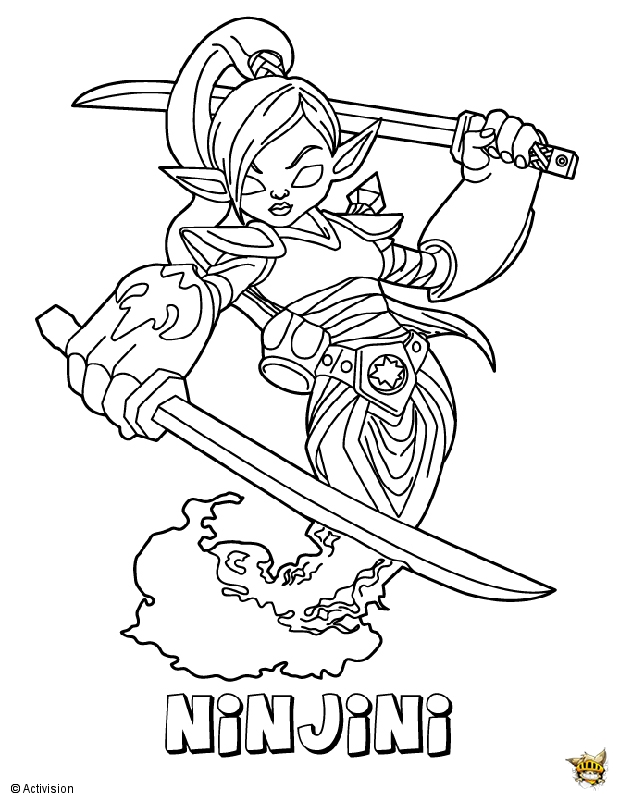 hm coloring pages skylanders giants - photo #23