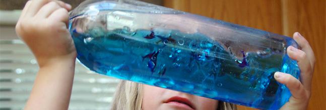 L'océan dans une bouteille