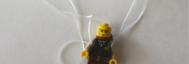 Parachute pour Lego