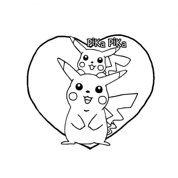 pikachu-coeur