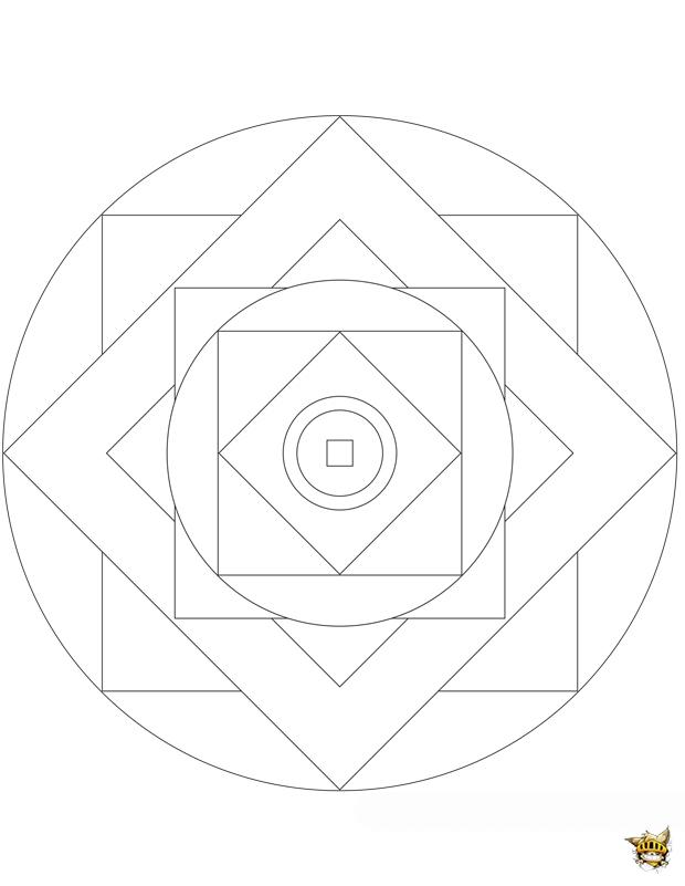 Ronds et carrés