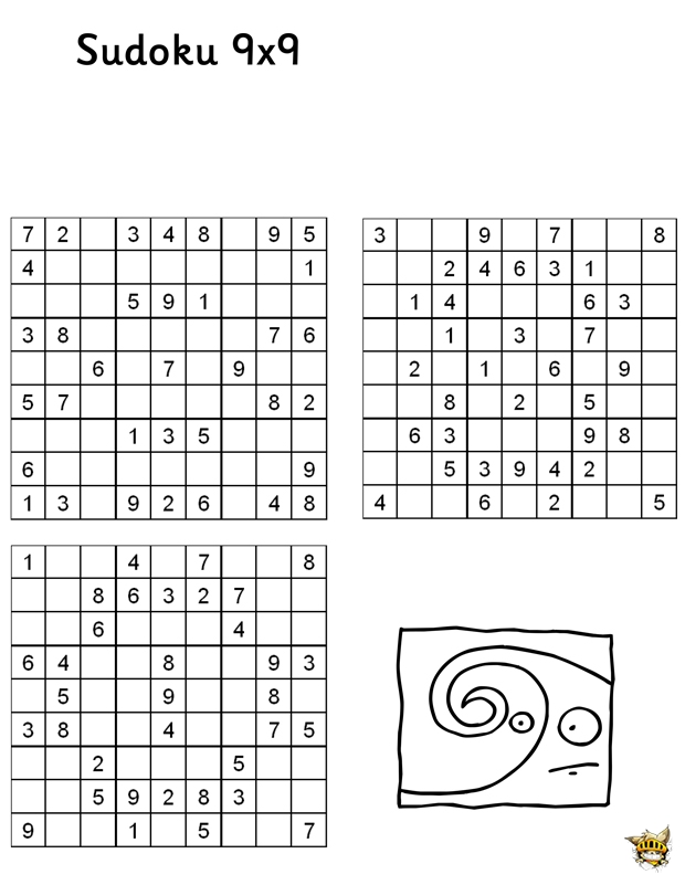 Sudoku 9x9 2